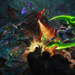 """""""A Glimpse of Heroes of the Storm Epic Universe"""" von IosifChezan"""