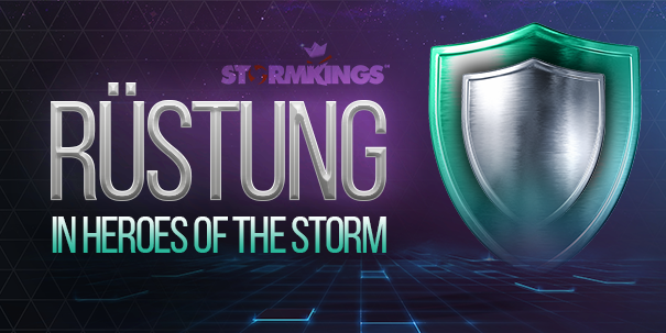 Titelbild Rüstung in Heroes of the Storm
